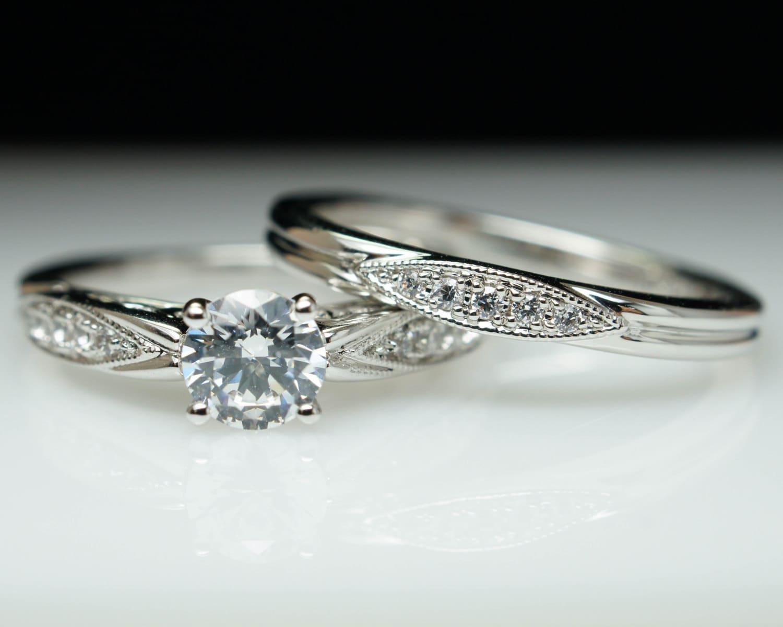 Intricate Vintage Style White Gold Diamond Engagement Ring. Glamorous Earrings. Three Stone Rings. Twist Bangles. Platinum And Gold Mens Wedding Band. Jewelry Diamond Bracelet. Princes Cut Wedding Rings. Solitaire Diamond Bracelet. 18k Gold Wedding Rings