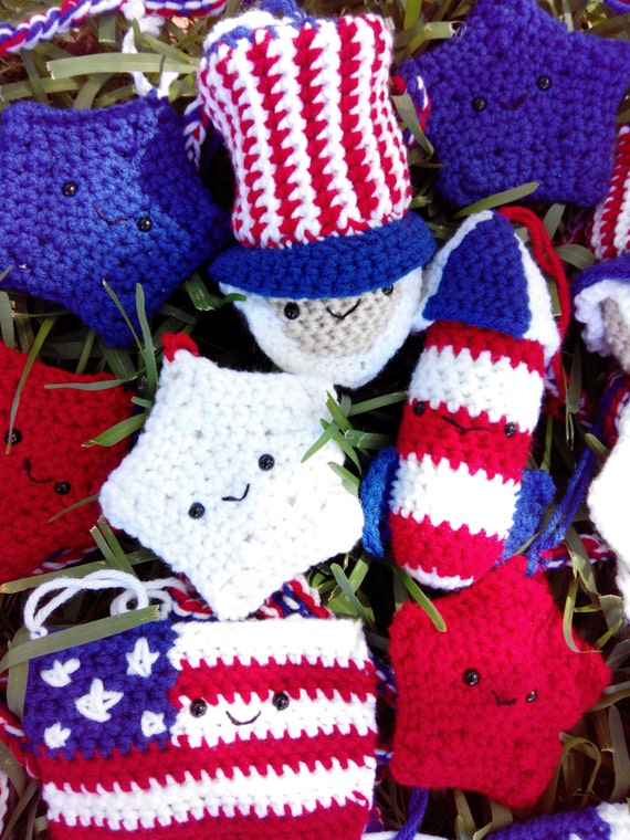 how to make 4th july bunting