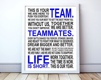 best office posters. Teamwork Poster Etsy . Best Office Posters E