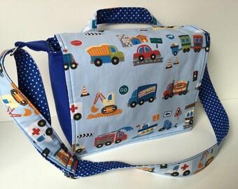 children's bag (M) 'Wheelers'