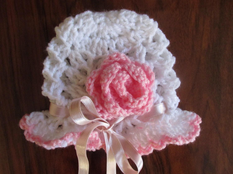 Crochet pattern, Hat pattern, baby hat patterns, crochet ...