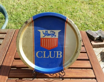 Bar or Serving Tray for Club Alcohol