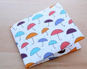 Beach Wallet - WaterProof Durable - No Scretchs, no spots - Slim Light Wallet - Adaptable - Minimalist Wallet - ECO-material - Umbrellas