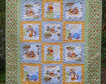 Custom Quilt Made for You with Your Theme, Your Colors or Your Photos with Quilt Shop Quality Fabric and Batting