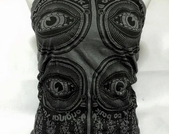Woman Summer Tank Top - Sure Ohm Ganesh