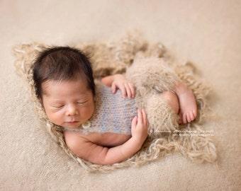 Fluffy Romper Newborn