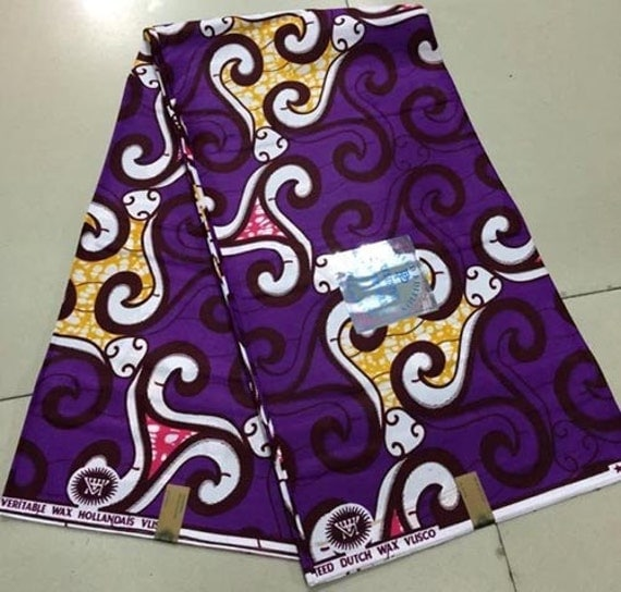Purple fabric for sale by the yard african clothing fabric for Cloth for sale by the yard