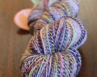 Handspun Superwash Merino Wool