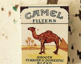 Vintage cigarette lighter CAMEL