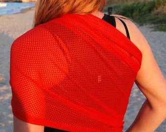 Mesh Sling/Water sling/Summer Holiday Sling/Baby Carrier/Baby wrap/Water ring sling/Ring Sling/Summer Baby Sling/Sling Sale!