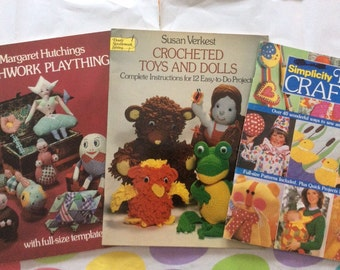 Crafting for Kids - Books - Patterns