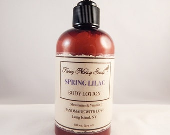 Spring Lilac Body Lotion