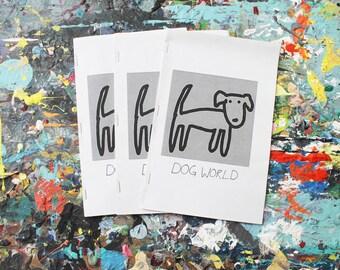 DOG WORLD zine