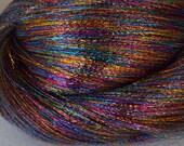 PREORDER L Hank Rainbow Wavy Tinsel Doll Hair for OOAK Custom Monster High My Little Pony Blythe