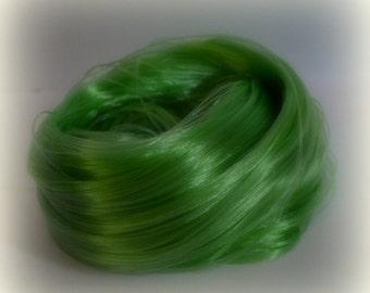 PREORDER L Hank Lawn Nylon Doll Hair for OOAK Custom Monster High My Little Pony Blythe