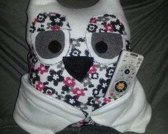 Remote Control Owl