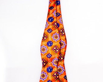 Boys Fairmont Silk Bow Tie