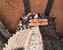 WOODEN TAGS or LABELS for garment & product branding