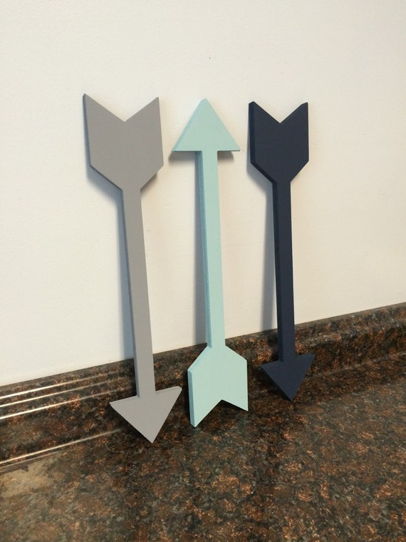 Arrows For Wall Decor : Arrow nursery wall decor tribal kids