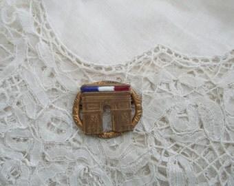 1930's french brooch