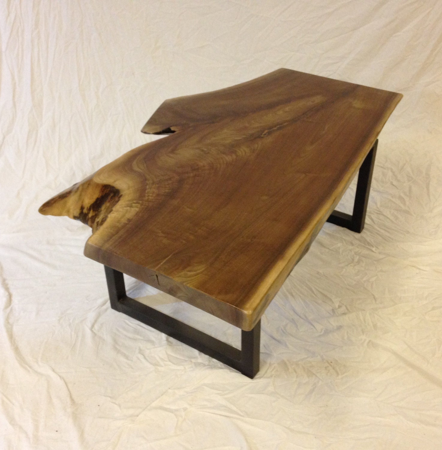 Live Edge Wood Coffee Table Dorset Custom Furniture A Woodworkers Photo Journal A