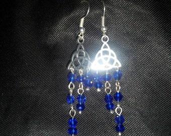 Blue Ice chandiler