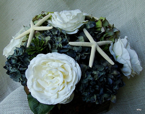 Nautical Centerpiece Wedding