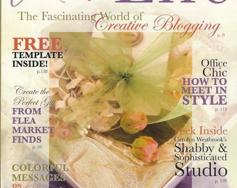 Somerset Life - Creative Blogging Magazine - Volume 1 2007