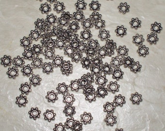 6MM Daisy Spacers - 6x2MM