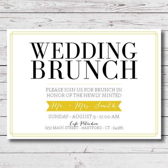 printable wedding brunch morning after by vallarinacreative
