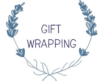 Gift Wrapping Add On