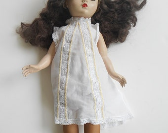 Vintage Madame Alexander Walker Doll - 14 inches