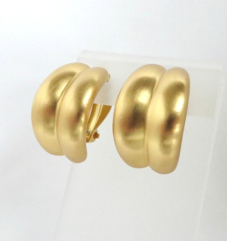 Vintage anne klein earrings