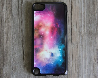Cosmos Nebula iPod Touch 5 case and iPod Touch 4 Case,iTouch 5/4 Rubber Case