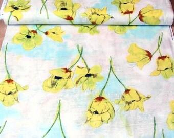 Michael Miller Magnolia Lane Tulip Patchwork Quilting Fabric
