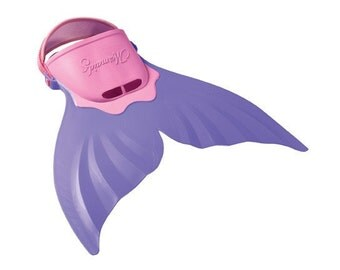 Finis Mermaid monofin or Atlantis monfin child size - please read description