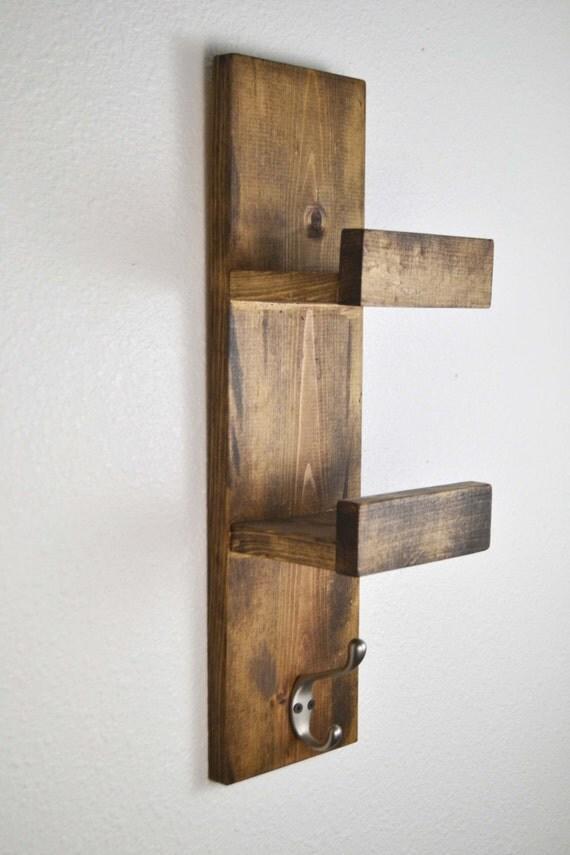 Rustic Towel Rack Hand Towel Rack Rustic Home By Mintagedesigns