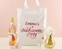 Bachelorette / Hen Party Personalised Gift Bag