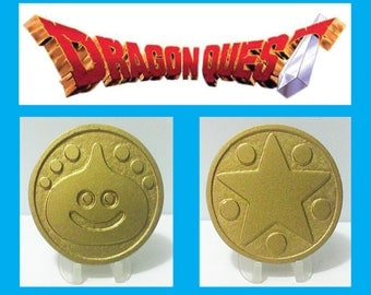 Dragon Quest / Dragon Warrior - Mini Medal with Display Stand