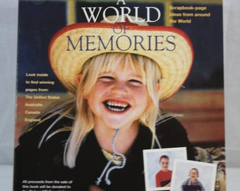Picture Me Foundation A World of Memories Scrapbook Page Ideas From Around the World