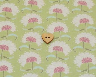 Tilda Fabric - Rita Olive - Metric Fat Quarter (FQ)