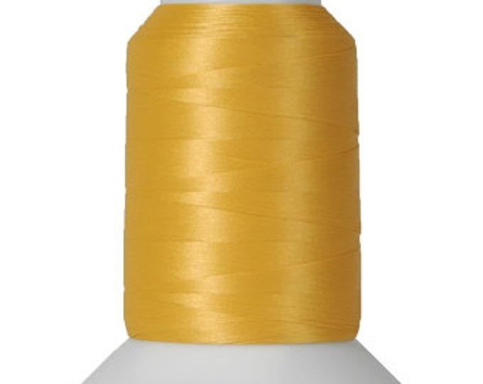 Thread Art - Wooly Nylon Thread - 1000m Spools - Pollen Gold  - SKU:THWL9195