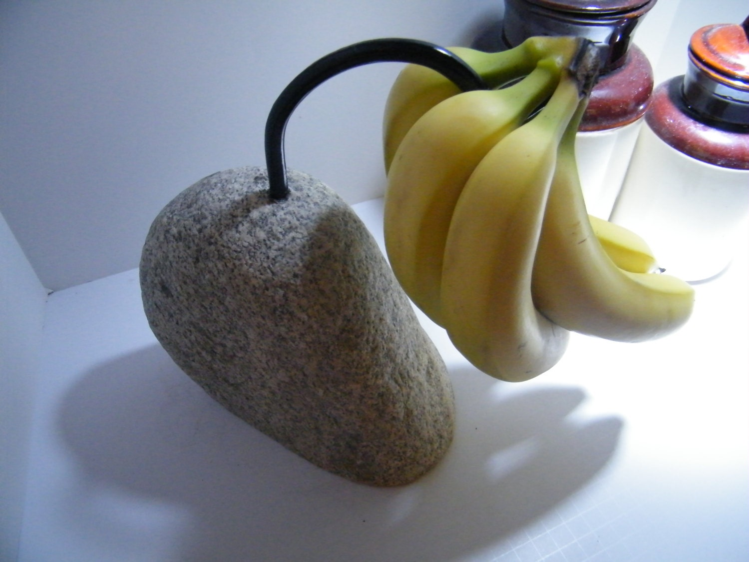 Banana Holder Banana Keeper Stone Banana Hanger