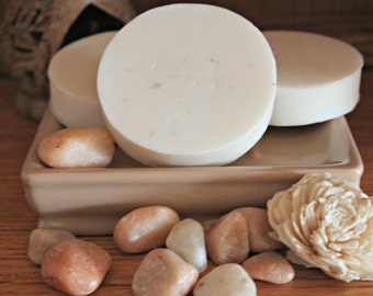 Sweet Almond Vanilla Oatmeal Soap