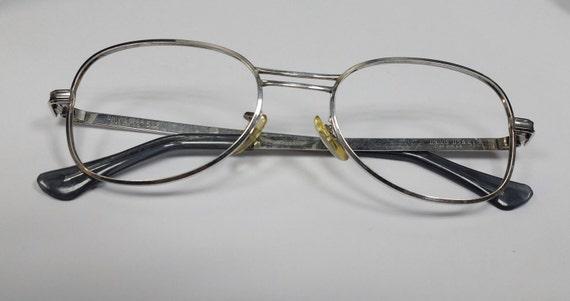 Gold Filled Eyeglass Frames : Vintage White Gold Filled Eyeglass Frames