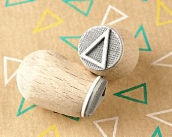 Triangle wholesale - mini stamp Ø 1,4 cm