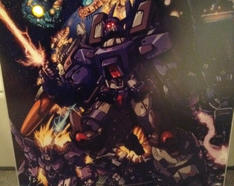 Galvatron led picture