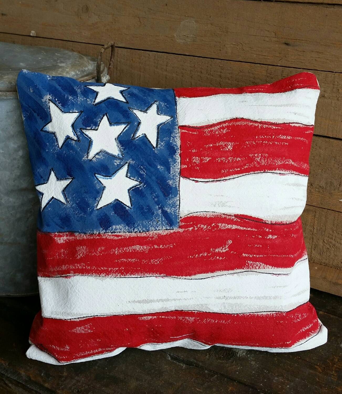 4th Of July Decorations Outdoor Cushion Home By SippingIcedTea
