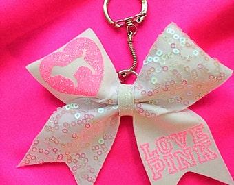 Love Pink keychain