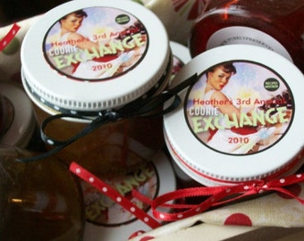 Jam Wedding Favor (2.5 oz) - Choose Your Flavor